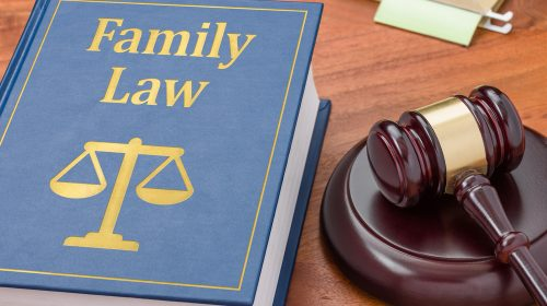 Family Law and Appeals