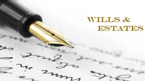 Wills, Estates, and Adoptions